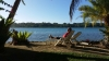 View from our lodge - Seachange Lodge, Port Vila