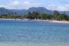 Port Vila from Hideaway Island
