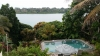 View from our Lodge, Seachange Lodge, Port Vila