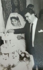 1963-03-25 Esther & Benny Wedding1a