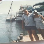 Esther & Benny in Egypt