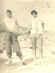 Esther_1954-1955_Nahalal1a