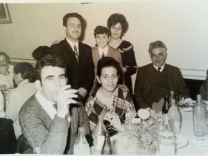 Odi's Bar Mitzvah